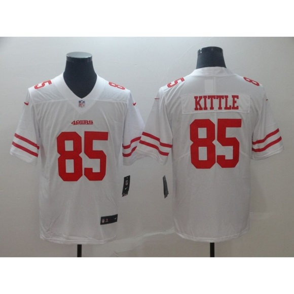detailed pictures 8be4e ded49 San Francisco 49ers George Kittle Jersey (3) NWT